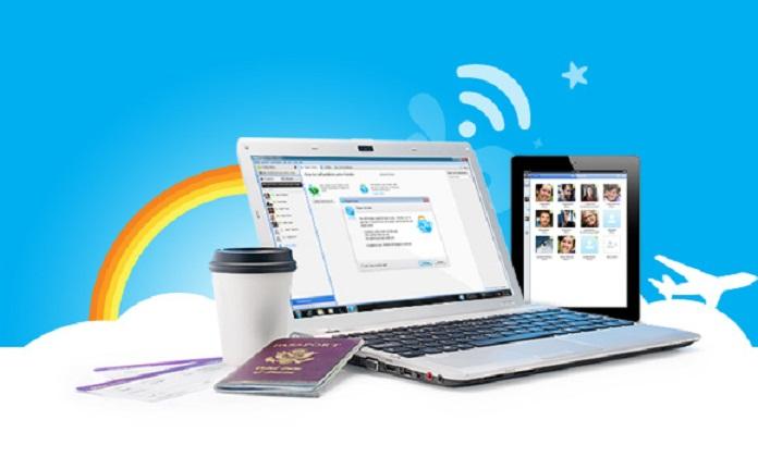 Skype Wi-Fi