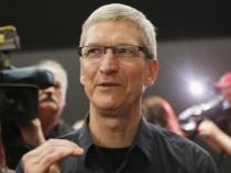 Трамп только что назвал генерального директора Apple «Тим Эппл»