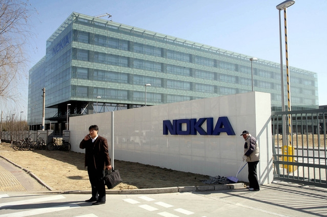 Microsoft закрывает завод Nokia