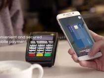 Samsung вводит собственную платежную систему Samsung Pay