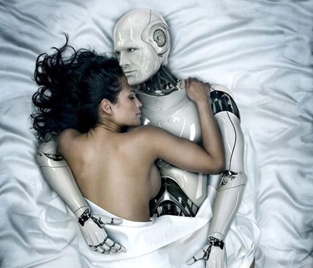 робот секс-машина