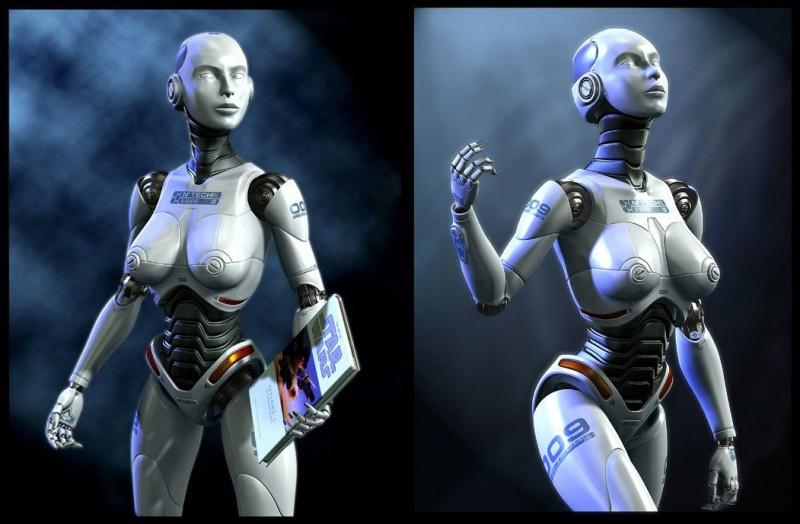 роботы для секса