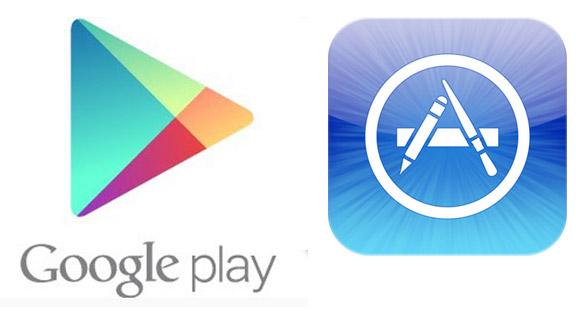 Google Play Apple play