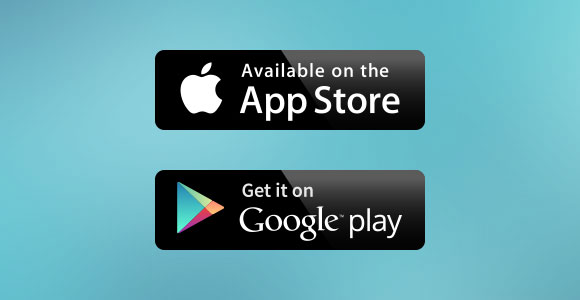 Google Play and Apple play