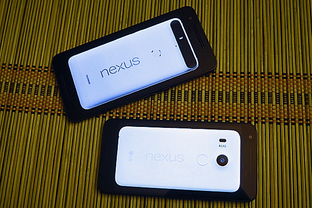 Nexus 5X vs. Nexus 6P