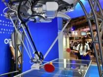 Пинг-понг робот станет идеальным напарником для игры