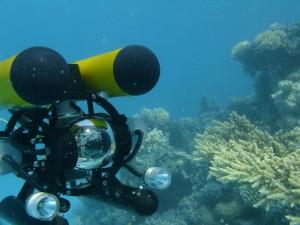 подводный робот-камера
