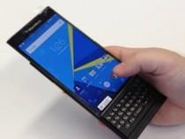 Blackberry выпустила 1-ый смартфон набазе андроид