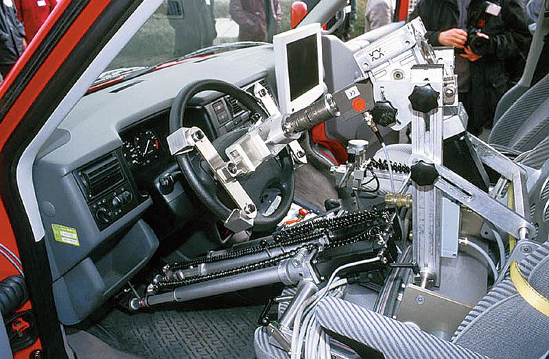 роботизированное авто