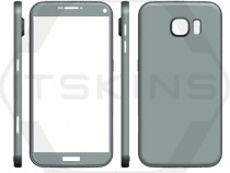 Новый рендер Самсунг Galaxy S7 иGalaxy S7 Plus