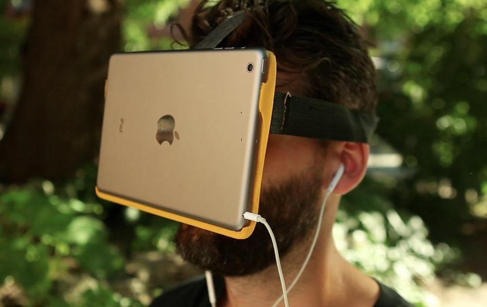 Apple виртуальная реальность