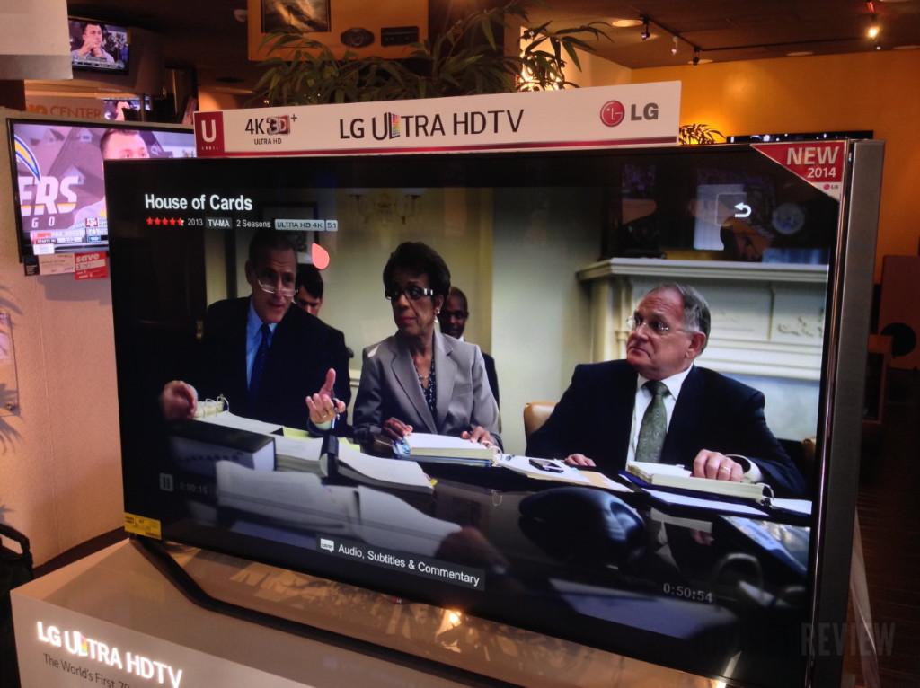LG+Netflix