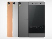 Вглобальной web-сети появилось изображение нового телефона Сони Xperia C6