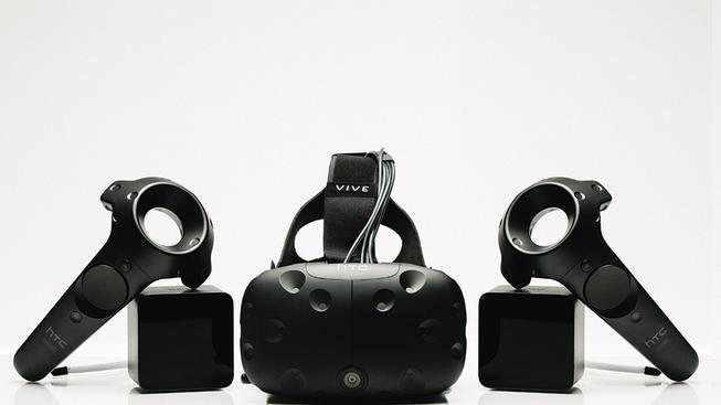 HTC Steam VR