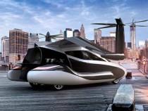 В 2018г. появится первый вмире летающий автомобиль TF-X