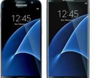 Доказана дата анонса телефона Самсунг Galaxy S7. Первые маркетинговые изображения