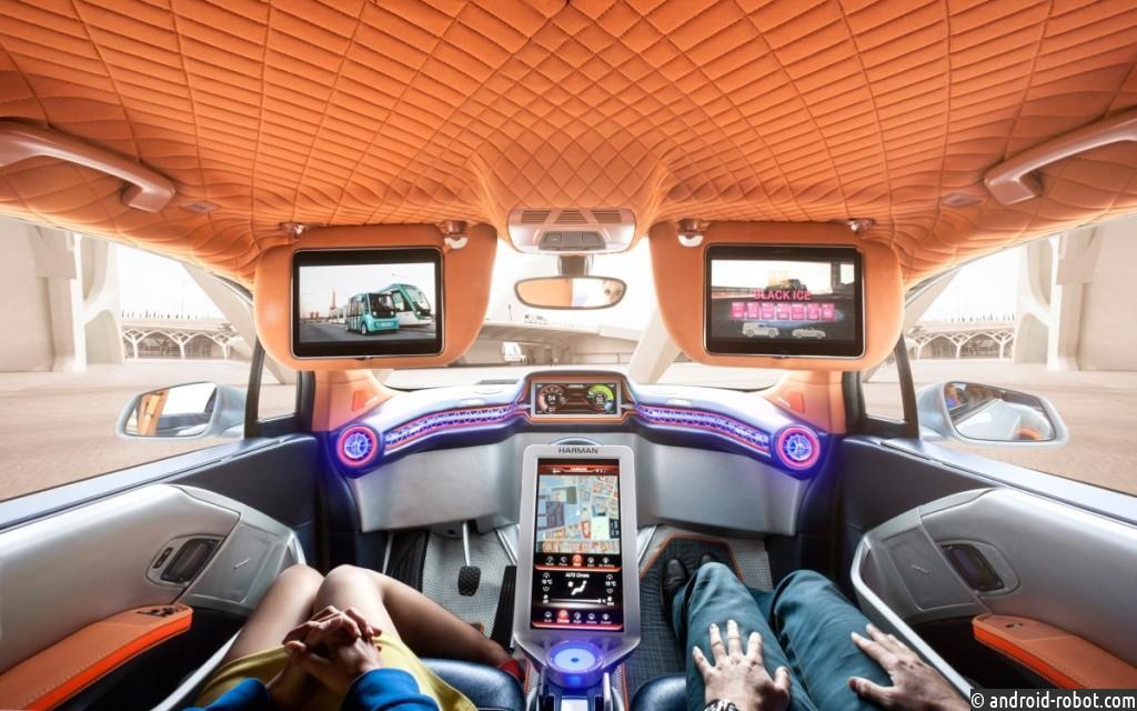 В Англии появятся беспилотные автомобили