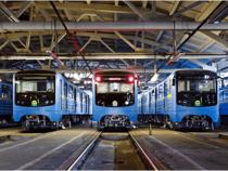 Насиней ветке киевского метро ввагонах заработал Wi-Fi