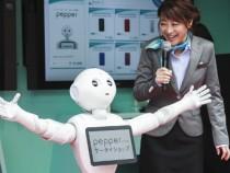 ВЯпонии говорящий робот-гуманоид Pepper поступил всреднюю школу
