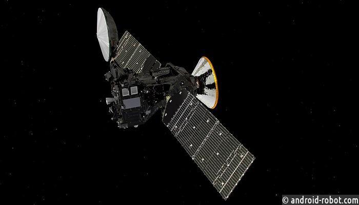 Русские приборы миссии «ЭкзоМарс-2016» удачно включились