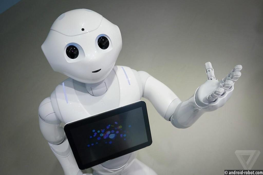 Говорящий робот-гуманоид официально принят всреднюю школу вЯпонии