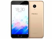 Представлен смартфон Meizu M3 c HD-дисплеем за $ 92