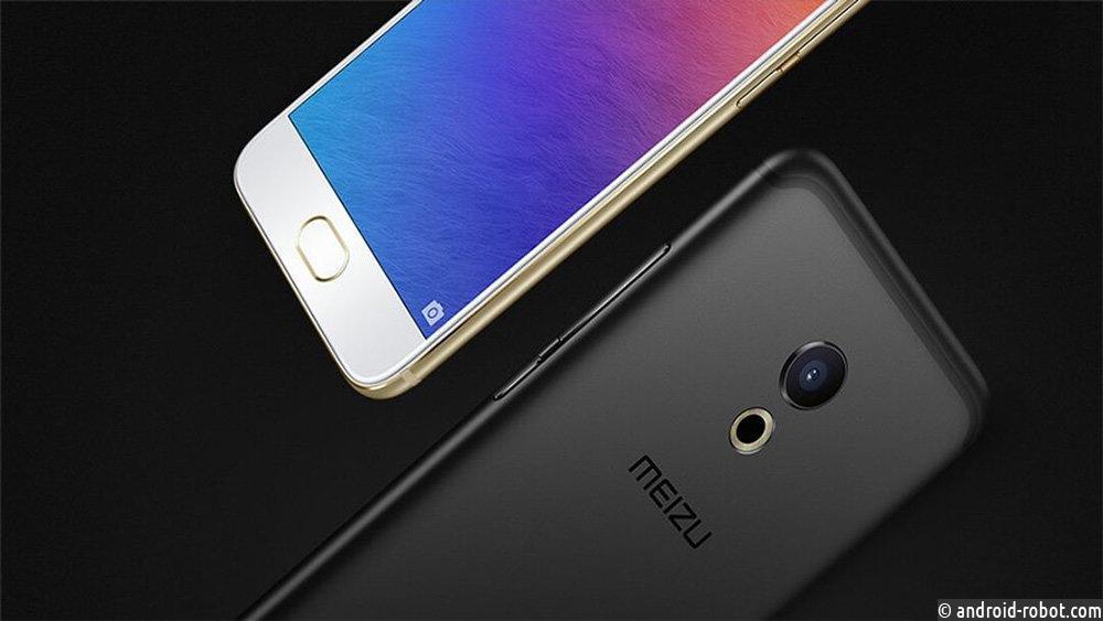 Meizu анонсировала новый флагманский смартфон Pro 6