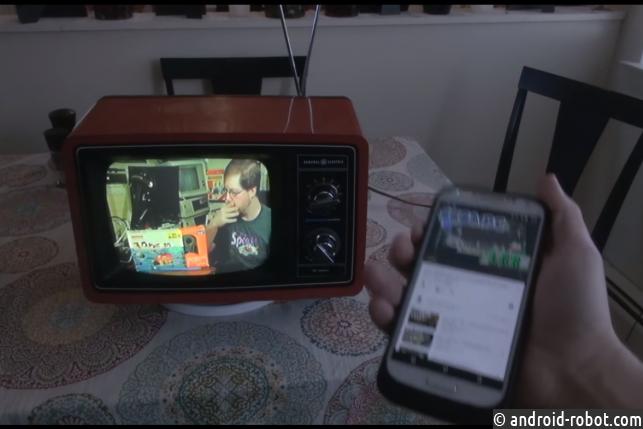 Невыбрасывайте старый телевизор, его можно подключить кинтернету. ВИДЕОинструкция