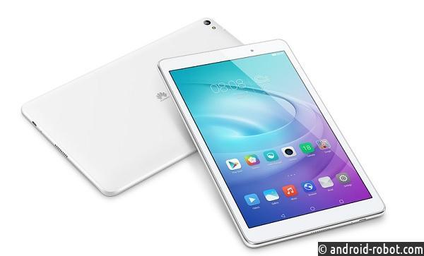 Huawei представила планшет MediaPad T2 10.0 Pro
