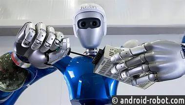 В РФ создали робота, умеющего чинить космические аппараты