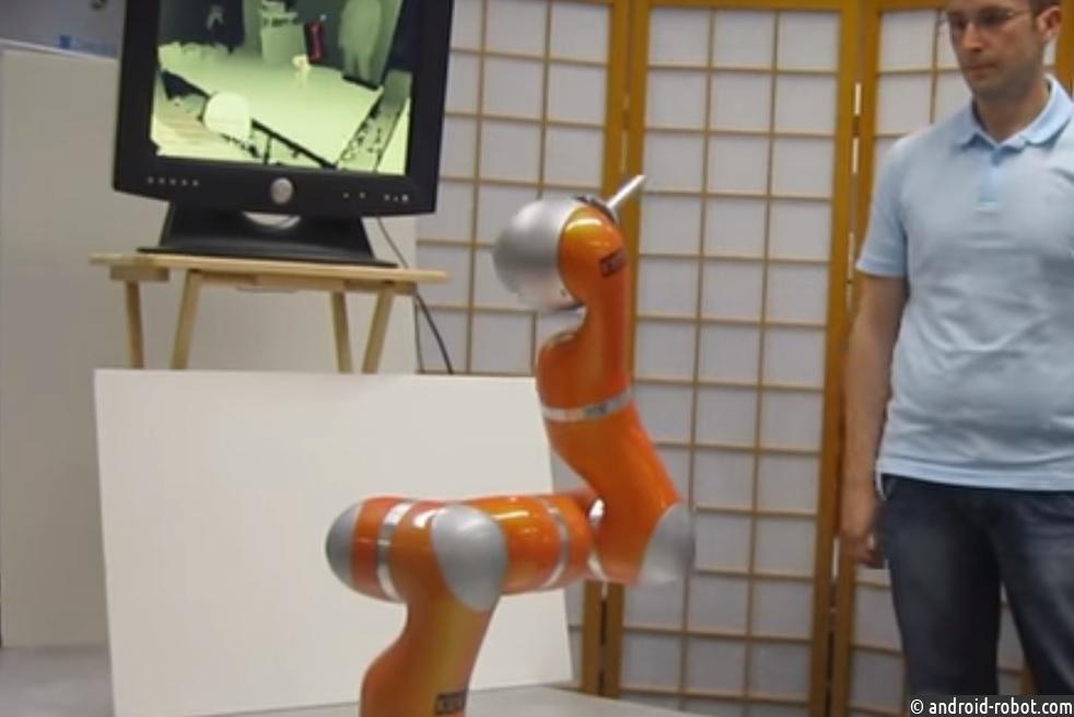 искусственную нервную систему роботов