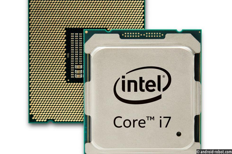 Intel представила десятиядерный процессор