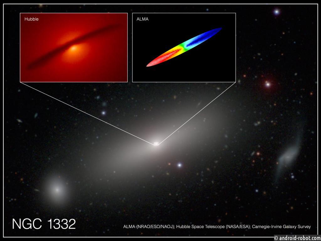 Найдена темная дыра, которая в660 раз массивнее Солнца— Ученые