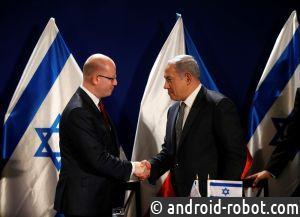Чешская республика хочет укрепить сотрудничество с Израилем в области кибер-безопасности