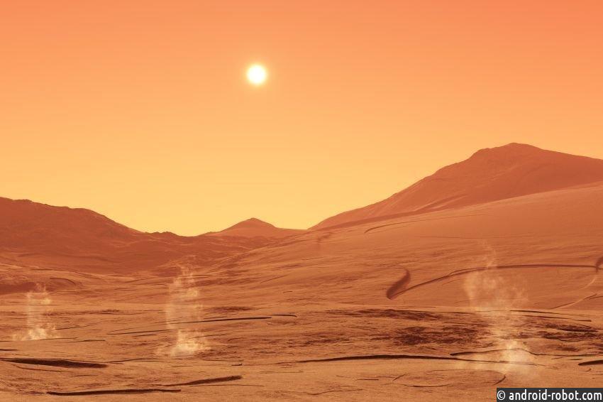 США отправят первого человека наМарс в2028 году