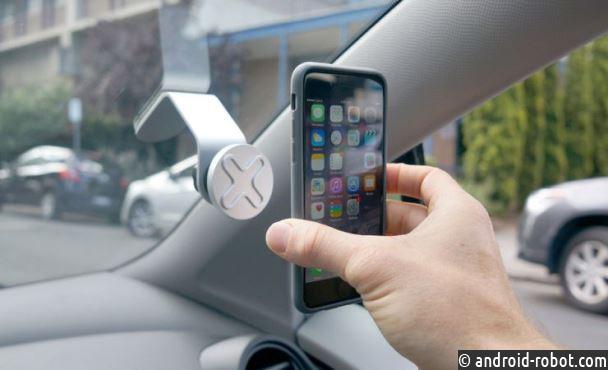 Apple запатентовала «умные» ключи для автомобиля