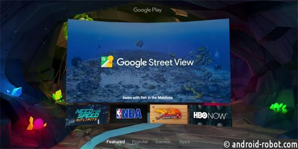 Android N получает VR mode
