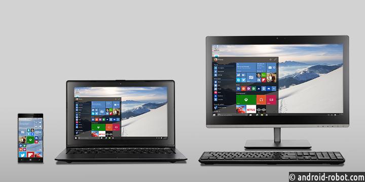 Microsoft обновляет первые классические приложения в Windows Store