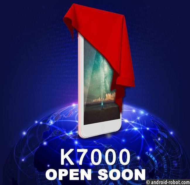 Смартфон Oukitel K7000