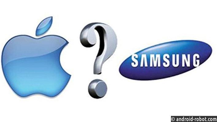 Патентный спор между Apple и Самсунг набирает новый оборот