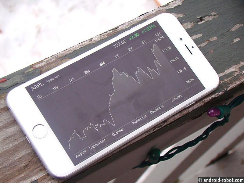 Продажи iPhone рухнули доуровня 2007 года