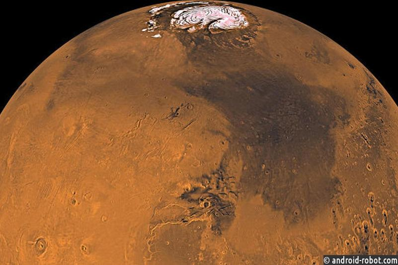 Марс подошел нарекордно близкое расстояние кЗемле