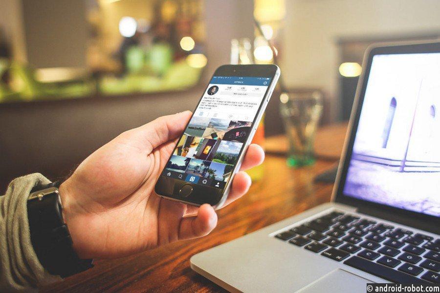 Как публиковать фото в социальная сеть Instagram без запуска самого приложения?