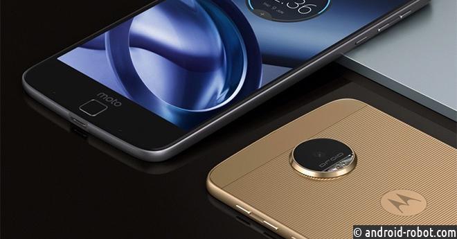 Motorola представила мобильные телефоны без разъема для гарнитуры