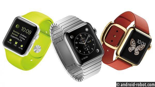 Apple выпустит в этом году новые умные часы
