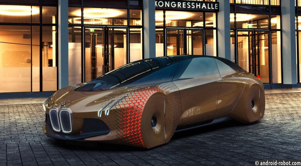 INext: БМВ, Intel иMobileye начнут производство автономных авто в2021