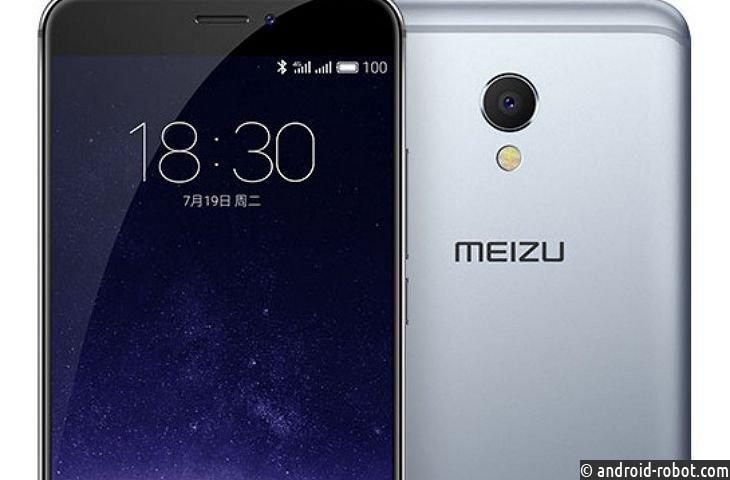 Анонсирован смартфон Meizu MX6