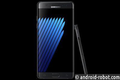 Самсунг планирует начать продажи Galaxy Note 7 одновременно сiPhone 7