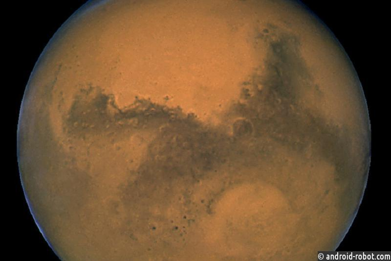 NASA объявило конкурс насоздание виртуальной модели марсианского робота