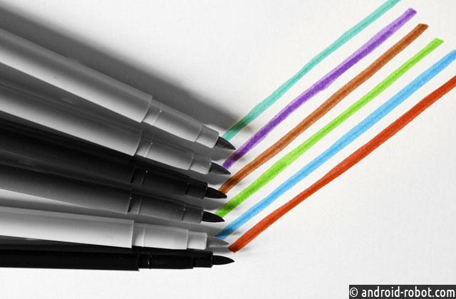 Североамериканская компания создала ручку, которая может писать любым цветом